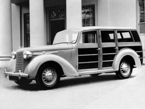 1947 Austin 16 Woodie Countryman