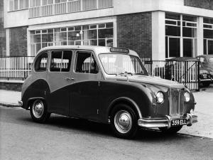 Austin FX4 Taxicab by Winchester