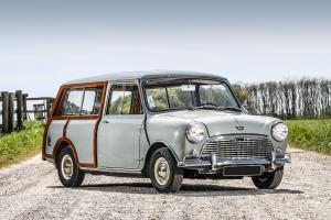1960 Austin Mini Countryman
