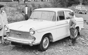 Austin A60 Cambridge 1961 года