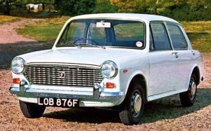 Austin 1100 2-Door Saloon '1963 - 74