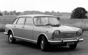 Austin 3-Litre 4-Door Sedan (ADO61) '1968 - 71