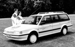Austin Montego Estate Wimbledon Courtesy Car '1987 - 88