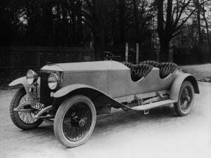 Austro-Daimler AD 6-17 PS 4-seater by Kollensberger