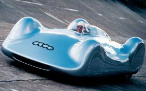 Auto Union Type C V16 Streamliner 1937 года
