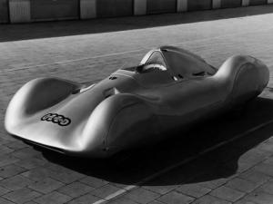 Auto Union Type D V12 Streamliner