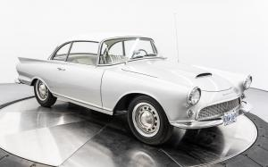 Auto Union 1000 SP Coupe 1960 года