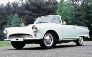 Auto Union 1000 SP Roadster 1961 года
