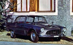 Auto Union 1000 SE Coupe by Fissore