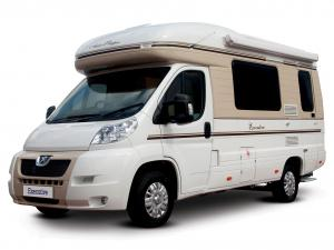 2011 Auto-Sleepers Executive 50th Anniversary Edition