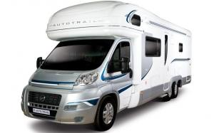 Auto-Trail Frontier Chieftain 2006 года