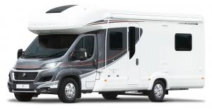 Auto-Trail Tracker RB 2014 года