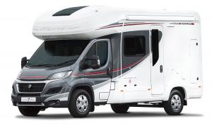 2014 Auto-Trail Tracker RS