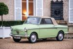 Autobianchi Bianchina Cabriolet 1961 года