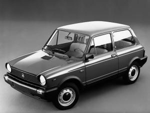 Autobianchi A112 Junior 1984 года