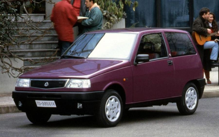 Autobianchi Y10 Junior (156) '1994 - 96