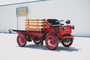1910 Autocar Stake Bed Truck