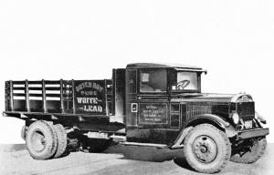 1931 Autocar Dispatch SCHA with Stake&Rack Body