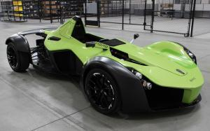 2016 BAC Mono Green Pearl Metallic