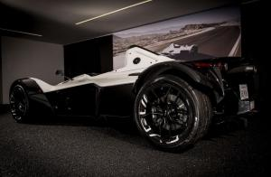 BAC Mono with Carbon Composite Wheels 2016 года