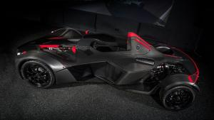 2016 BAC Mono with Graphene Wheels