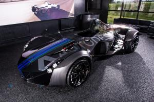 2017 BAC Mono Art Car