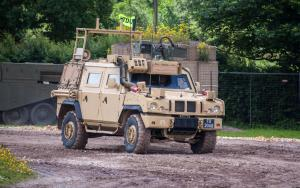 2014 BAE Panther CLV