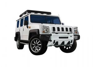 2014 BAW Warrior SUV 5-Door Field Edition Show Car