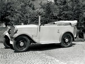 1932 BMW 3/20 PS Tourer