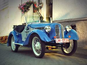 1934 BMW 3/15 PS Ihle 800