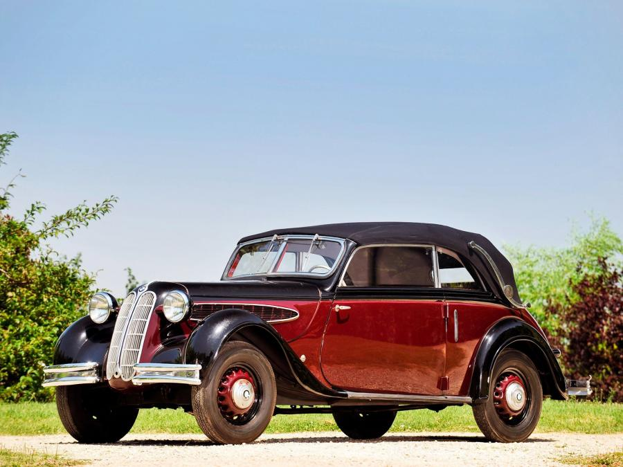 1936 BMW 326 Convertible by Glaser