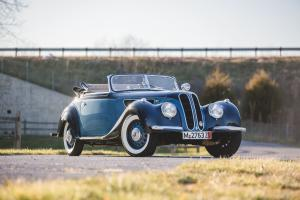 1937 BMW 327 Convertible