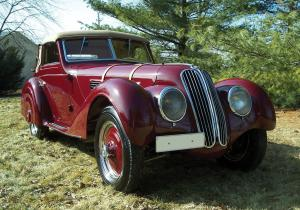 1937 BMW 328 Convertible