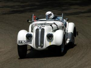 1937 BMW 328 LeMans