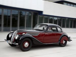 1938 BMW 327 Coupe