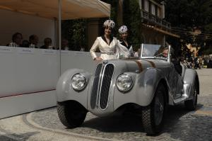 BMW 328 Roadster 1938 года