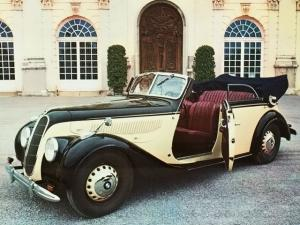 1939 BMW 335 Convertible
