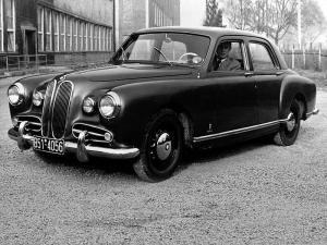 BMW 501 Prototype
