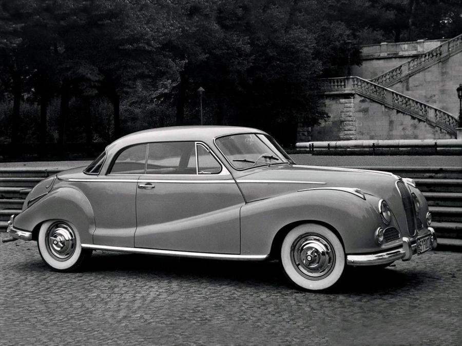 1954 BMW 502 Coupe