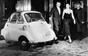 1955 BMW Isetta 250 Bubble Window