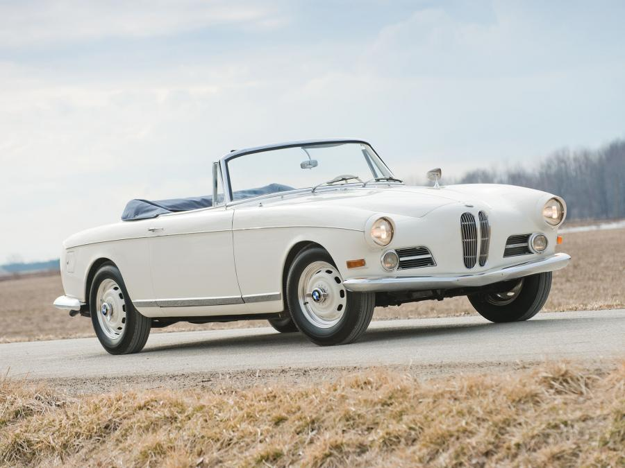 1956 BMW 503 Convertible