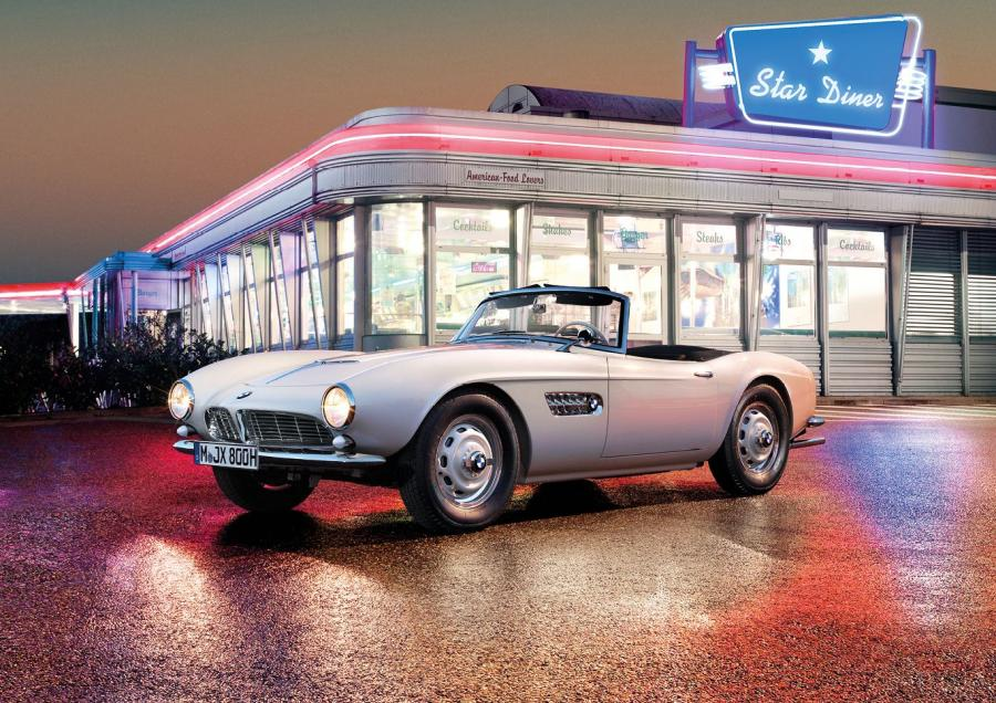 BMW 507 Roadster Elvis Presley