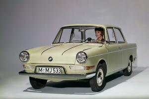 1959 BMW 700 Coupe