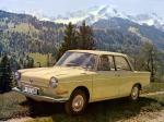 BMW 700 LS Luxus 1962 года