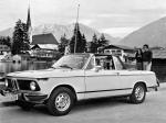 BMW 2002 Convertible by Baur 1967 года