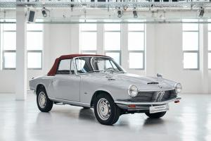 BMW 3200 CS Convertible 1967 года