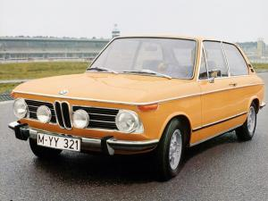 BMW 2000 tii Touring 1971 года