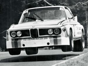1971 BMW 3.0 CSL Race Car