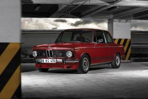 BMW 2002 tii by Alpina 1973 года
