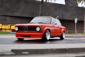 1973 BMW 2002 tii by CATuned on BBS Wheels